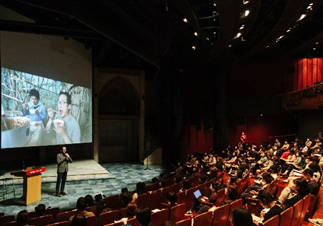 A image of Doosan Humanities Theater